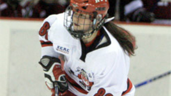 RPI Women's Hockey vs. Clarkson