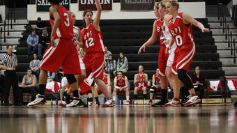 Women's Basketball vs. Union