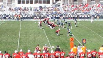 RPI Football vs. Endicott