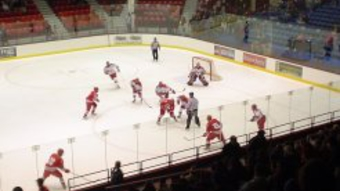 RPI Men's Hockey vs Brock University