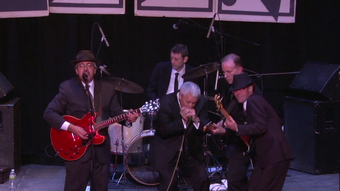 Basement Blues Band Reunion Performance