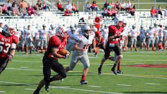 Football vs Allegheny College