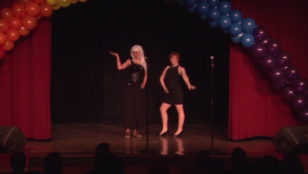 RPA Charity Drag Show - Fall 2014