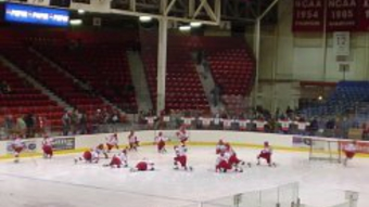 RPI Men's Hockey vs. Yale