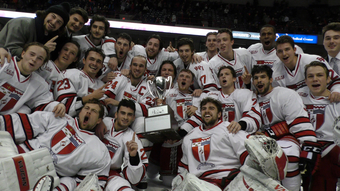 RPI Men's Hockey vs Union College | Eighth Annual Mayor's Cup