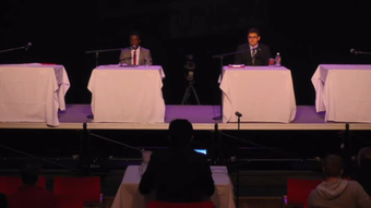 The 2016 GM/PU Debates, Hosted by RPI TV and Sponsored by CDTA
